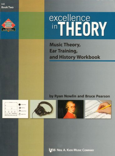 EXCELLENCE IN THEORY,BOOK 2    N/A edition cover