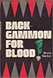 Backgammon for Blood N/A 9780876901236 Front Cover