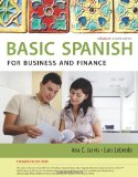 Spanish for Business and Finance: 2nd 2013 edition cover