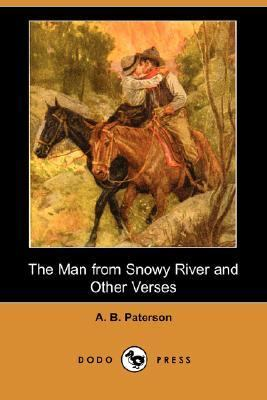 Man from Snowy River and Other Verses  N/A 9781406541236 Front Cover