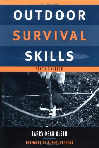 Outdoor Survival Skills  6th 1997 (Revised) edition cover