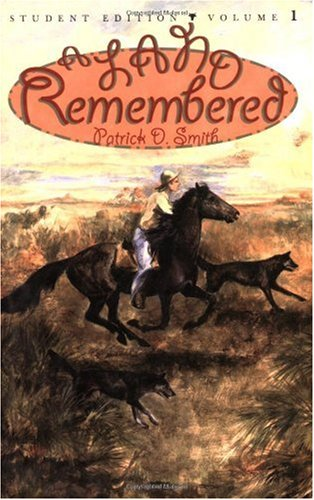 Land Remembered   2001 (Student Manual, Study Guide, etc.) edition cover