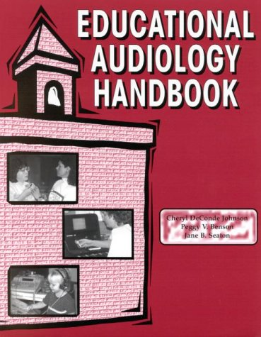 Educational Audiology Handbook   1997 edition cover