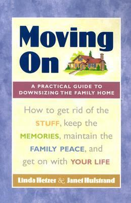 Moving On A Practical Guide to Downsizing the Family Home  2004 edition cover