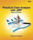 Practical Data Analysis With JMP:   2014 edition cover