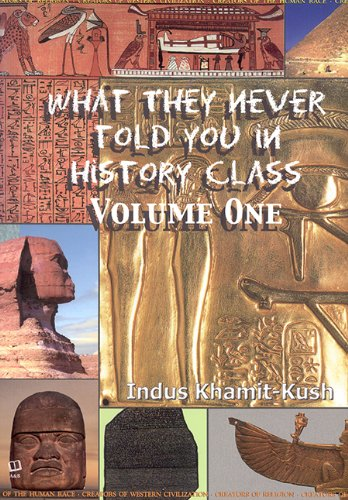 What They Never Told You in History Class 6th 2000 (Revised) edition cover