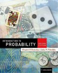Introduction to Probability 2nd 2008 9781886529236 Front Cover