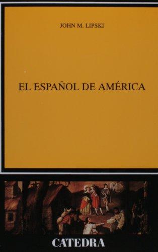 El Espanol de America / Latin America Spanish: 1st 2004 edition cover