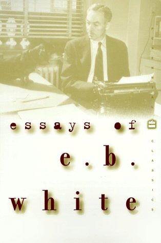 Essays of E. B. White  N/A edition cover