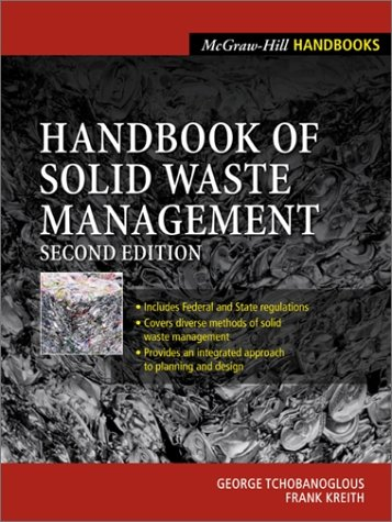 Handbook of Solid Waste Management  2nd 2002 (Revised) edition cover