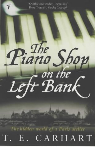 The Piano Shop on the Left Bank N/A edition cover