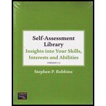 Organizational Behavior, Student Value Edition and Self Assessment Library 3. 4 for Supervision Today! Package  14th 2011 9780132103237 Front Cover