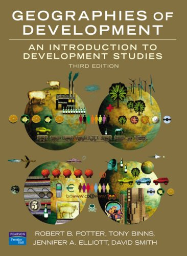 Geographies of Development An Introduction to Development Studies 3rd 2008 (Revised) edition cover
