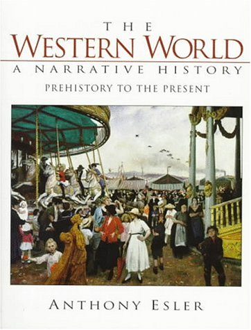 Western World A Narrative History, Prehistory to Present 2nd 1997 edition cover