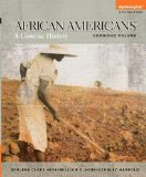 African Americans: A Concise History, Combined Plus New Myhistorylab With Etext 5th 2013 edition cover