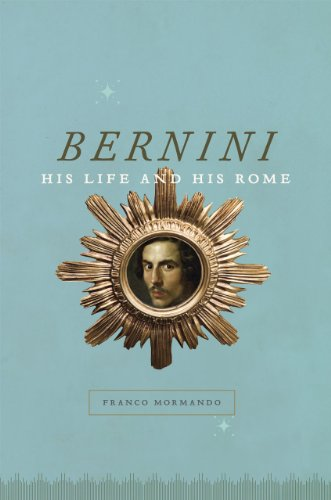 Bernini His Life and His Rome  2013 edition cover