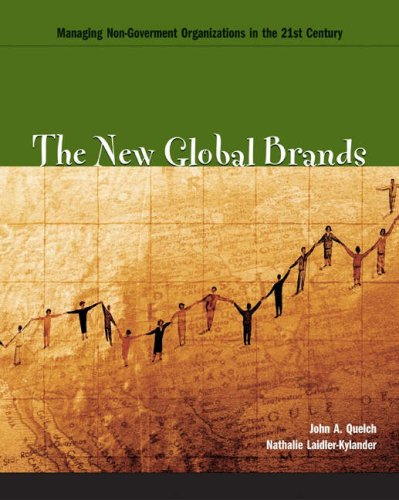 New Global Brands Managing Non-Government Organizations in the 21st Century  2006 edition cover