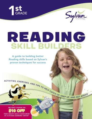 First Grade Reading Skill Builders (Sylvan Workbooks)  N/A edition cover