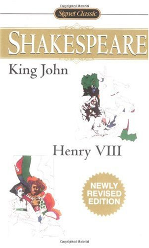 King John/Henry VIII  2nd 2004 edition cover