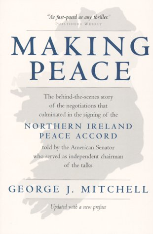 Making Peace   2000 (Revised) edition cover