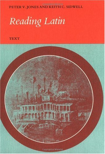 Reading Latin   1986 edition cover