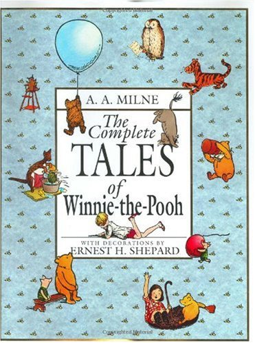 Complete Tales of Winnie-The-Pooh   1994 edition cover