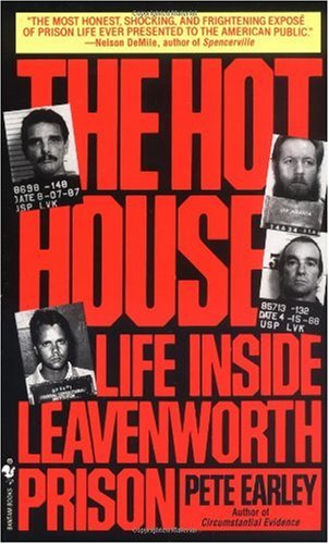 Hot House Life Inside Leavenworth Prison N/A 9780553560237 Front Cover