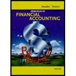 Principles of Financial Accounting 2002 Edition 8th 2002 9780618124237 Front Cover