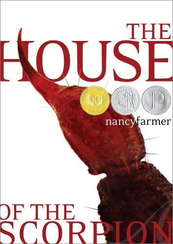 House of the Scorpion   2002 (Reprint) 9780689852237 Front Cover