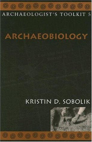 Archaeobiology   2003 edition cover
