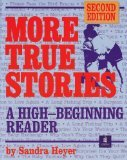 More True Stories 1st 1990 edition cover