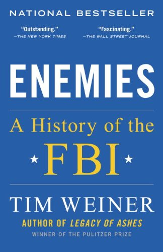 Enemies A History of the FBI N/A edition cover