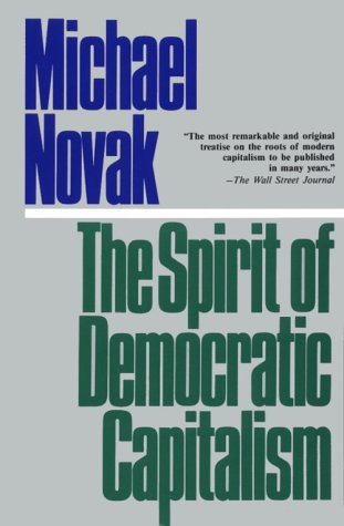 Spirit of Democratic Capitalism   1991 edition cover