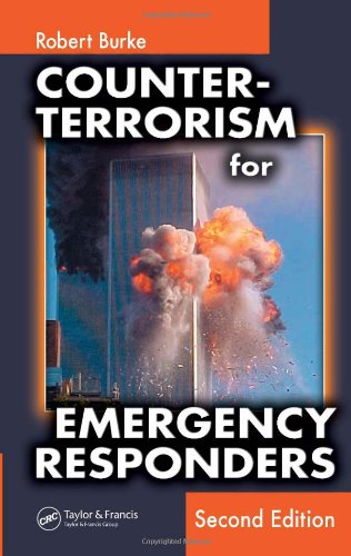 Counter-Terrorism for Emergency Responders  2nd 2006 (Revised) edition cover
