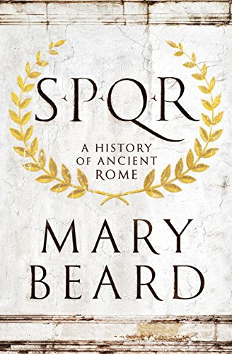 Cover art for SPQR A History of Ancient Rome