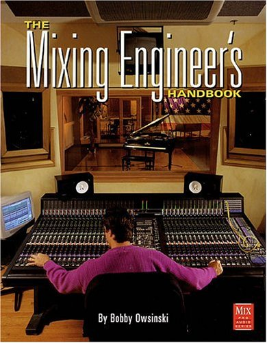 Mixing Engineer's Handbook   2000 edition cover