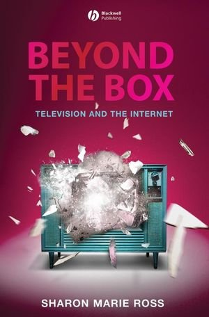 Beyond the Box Television and the Internet  2008 9781405161237 Front Cover