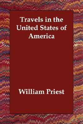 Travels in the United States of America N/A 9781406812237 Front Cover