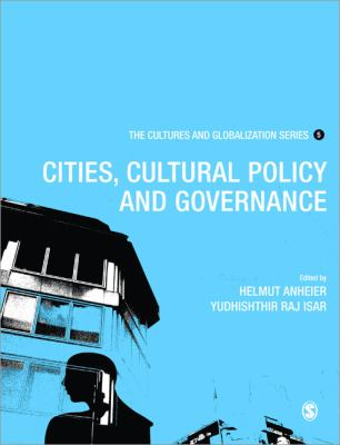 Cities, Cultural Policy and Governance   2012 edition cover