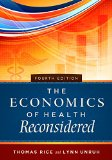 The Economics of Health Reconsidered:   2015 edition cover