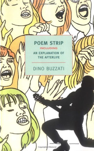 Poem Strip An Explanation of the Afterlife  2009 edition cover