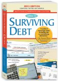 Guide to Surviving Debt 2013:   2013 edition cover