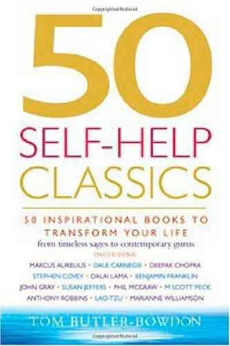 50 Self-Help Classics 50 Inspirational Books to Change Your Life  2003 edition cover