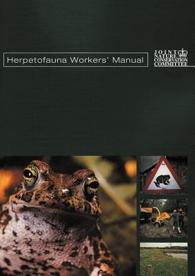 Herpetofauna Workers' Manual:   2012 edition cover