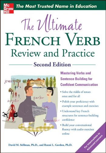 French Verb  2nd 2013 edition cover