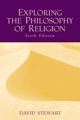 Exploring the Philosophy of Religion  6th 2007 (Revised) 9780131947238 Front Cover