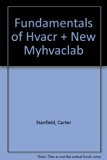 Fundamentals of HVACR and NEW MyHVACLab  2nd 2013 edition cover