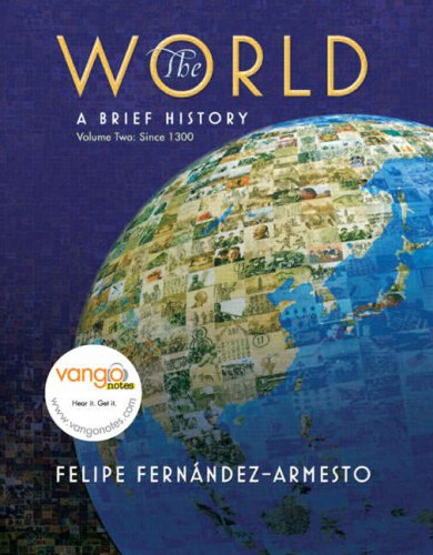 World   2008 9780136009238 Front Cover