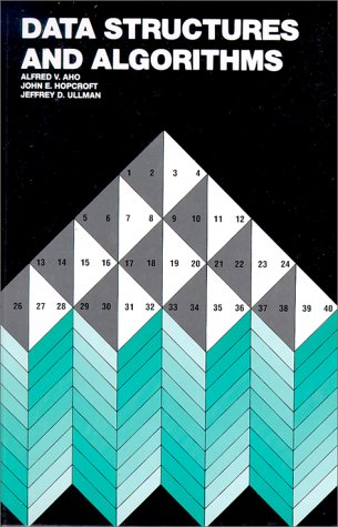 Data Structures and Algorithms   1983 edition cover