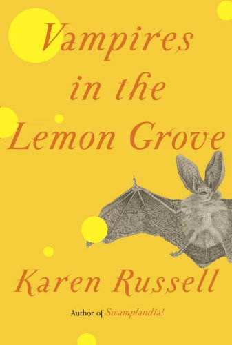 Vampires in the Lemon Grove   2013 edition cover